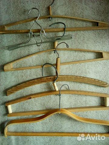 Вешалки-плечики для одежды крючки СССР 89614000205 купить 3