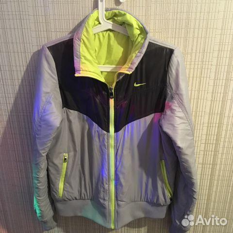 c12dd068 Куртка Nike демисезонная размер М оригинал купить в Московской ...