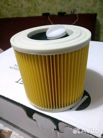 фильтр для пылесосов Karcher Wd 2 Wd 3 новый купить в