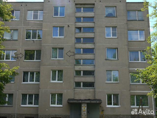 Продается двухкомнатная квартира за 1 450 000 рублей. Смоленская область, Смоленский район, деревня Кощино, улица Дружбы, 6.
