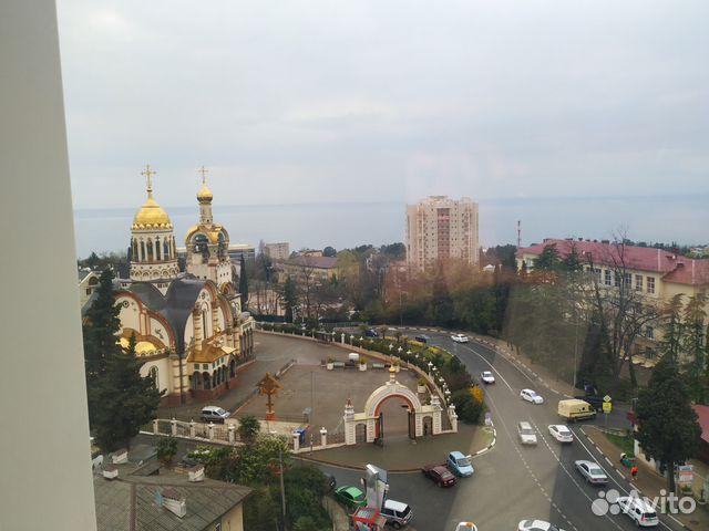 Продается однокомнатная квартира за 8 300 999 рублей. Краснодарский край, г Сочи, ул Виноградная, д 133/20.