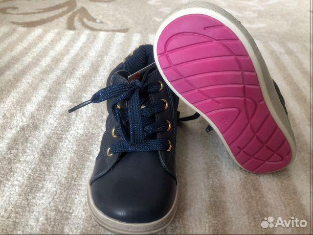 Новые деми ботинки из Норвегии 89113422736 купить 3
