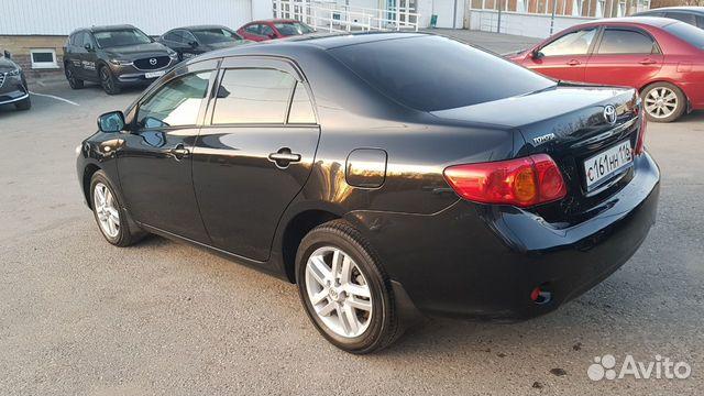 Купить Toyota Corolla пробег 135 000.00 км 2007 год выпуска