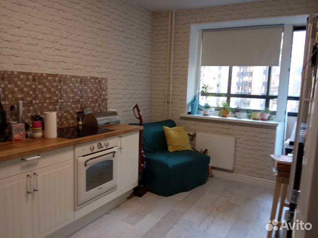 Продается однокомнатная квартира за 4 250 000 рублей. г Санкт-Петербург, поселок Парголово, ул Валерия Гаврилина, д 3 к 1.