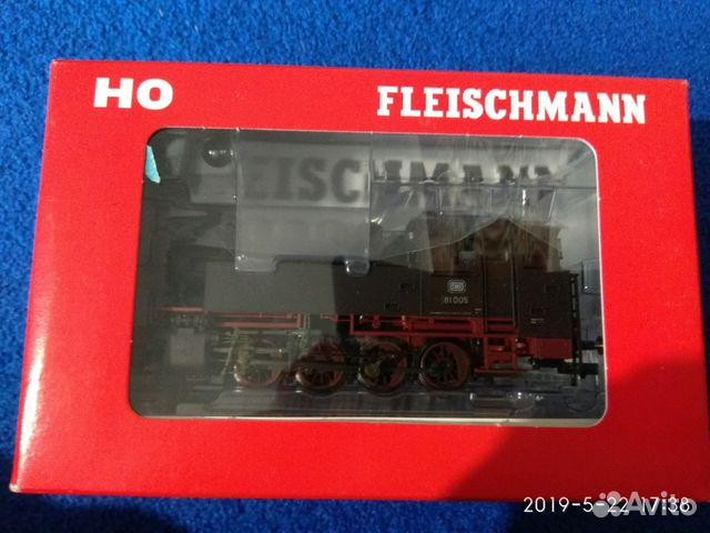 Продам паровоз Fleischmann Br 81 488102 89221237910 купить 2