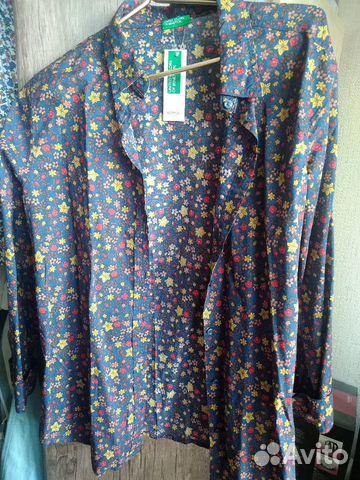 Рубашка benetton 89138796545 купить 2