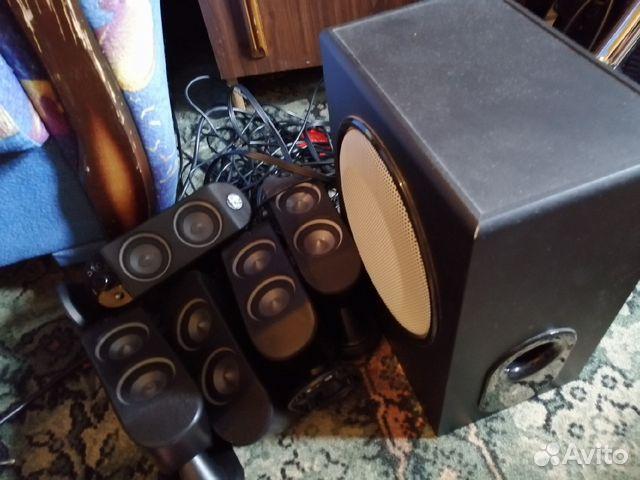 Logitech X-530 5.1 acoustics
