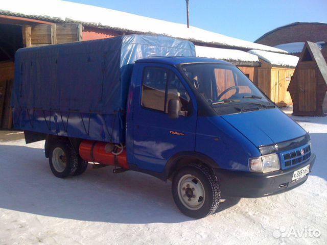 Газель газ 33021 грузовой фургон 89116704205 купить 1