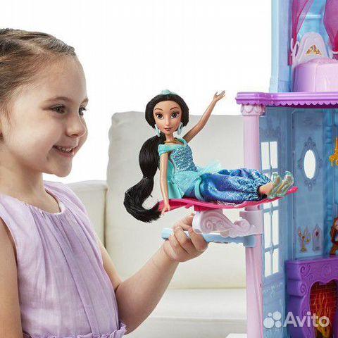 Disney Princess дворец для барби B8311  89062132153 купить 2
