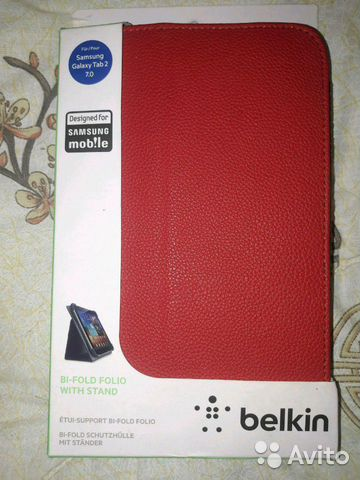 Чехол на SAMSUNG Galaxy Tab2 7.0 89649535227 купить 1