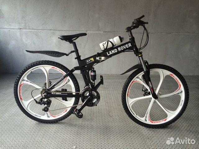 89527559801 Горный велосипед,титан, складной