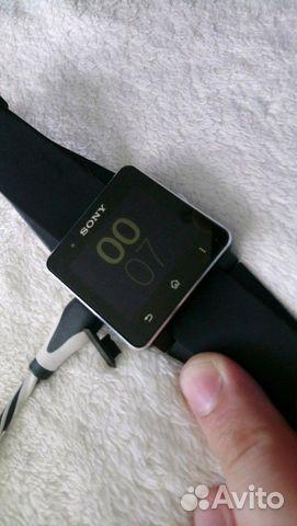 Смарт часы Sony smart watch 2