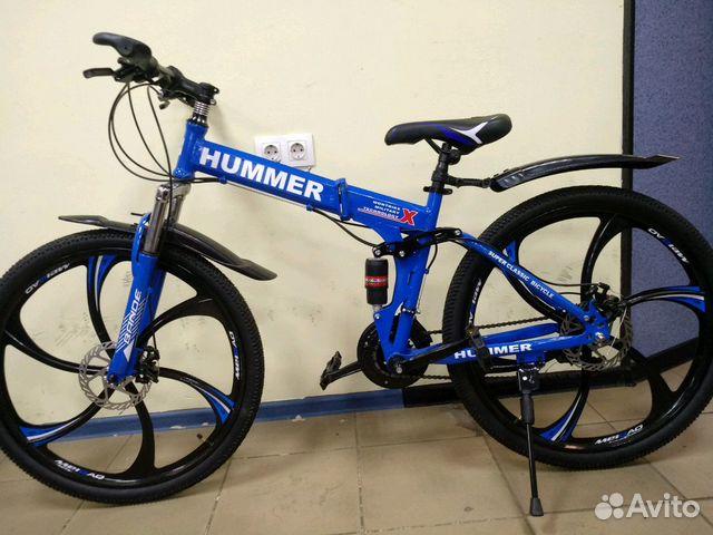 89527559801  Велосипед новыц