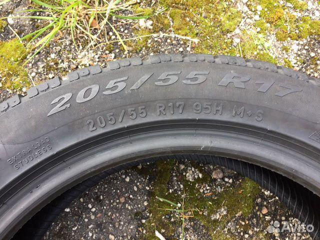 205/55 R17 Pirelli SottozeroWinter210 89211101675 купить 5