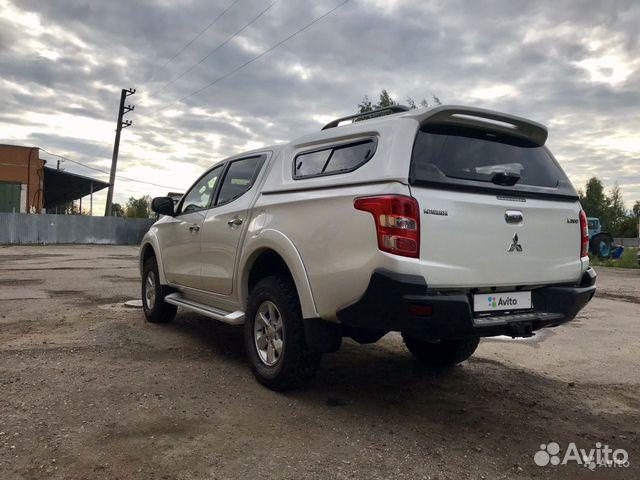 Mitsubishi L200, 2017 89106310745 купить 7