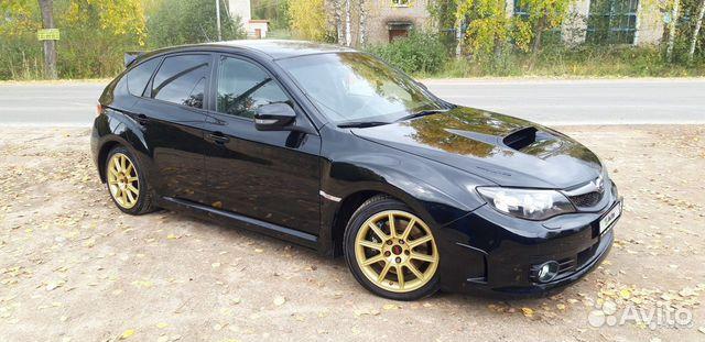 Subaru WRX STI, 2008 89814273588 купить 1