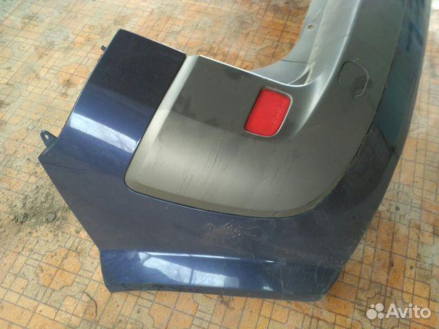 Rear bumper Renault Megane scenic 2