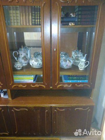 Шкаф для посуды или книг с антресолями торг  89143148133 купить 2
