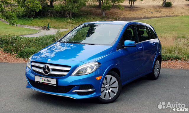 Mercedes-Benz B-класс, 2014 купить 6