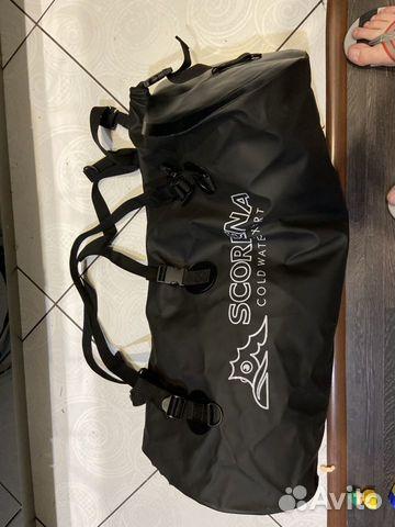 Сумка водозащитная Scorpena Tigoda 80 литров