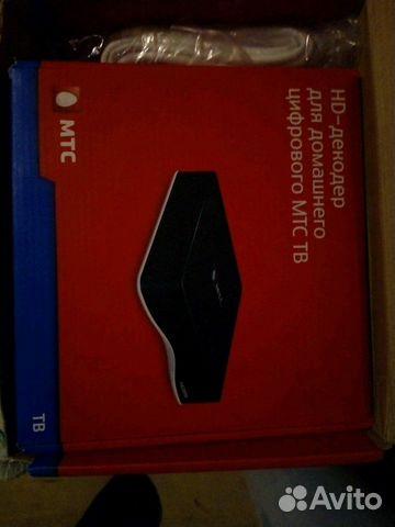 Hd-декодер для цифрового МТС тв  89080615435 купить 1