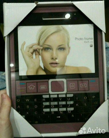 BlackBerry telefon (photo frame 10/15)