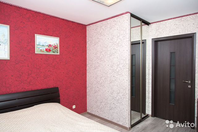 3-к квартира, 61 м², 2/6 эт. 89587436783 купить 3