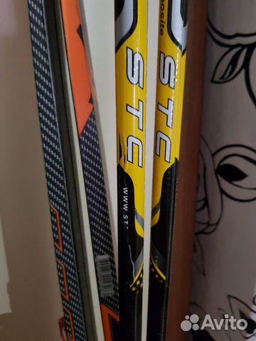 Беговые лыжи с ботинками купить 9