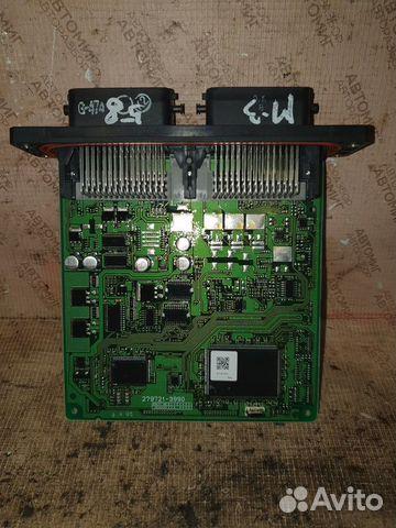 89530003204 Блок управлении двс мазда 3 BK 1.6 МКПП mazda