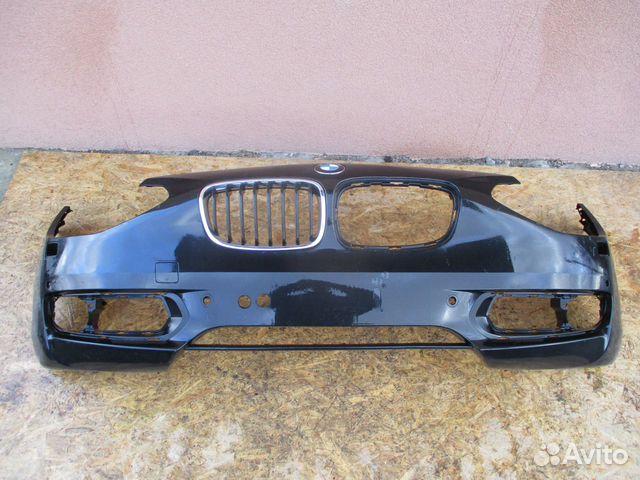 Бампер передний бмв1 Ф20 BMW1 F20  89013900028 купить 1