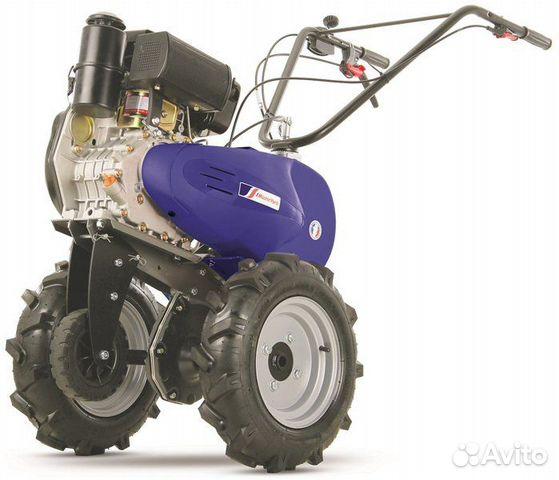 Мотоблок дизельный MasterYard quatro junior diesel