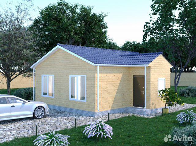 Каркасный дом 63м2 89286683338 купить 7