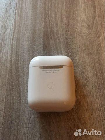 Airpods 2 с настройками и GPS Wireless Case 89513004913 купить 5