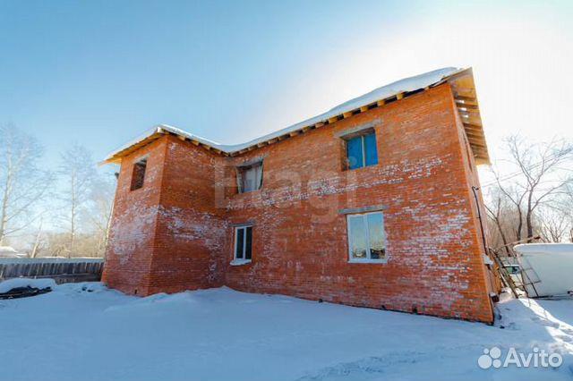 Дом 200 м² на участке 6 сот.