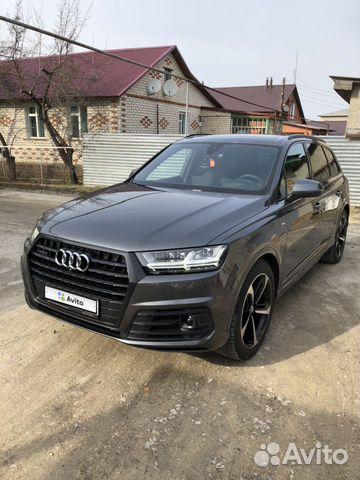 Audi Q7, 2019 buy 1