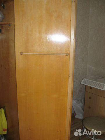 Шкаф трехстворчатый, массив ореха, шпон 89222065121 купить 6