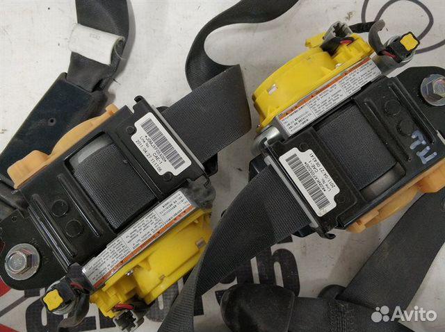 Ремень безопасности передний Honda Accord 8 CU2 89022570009 купить 4