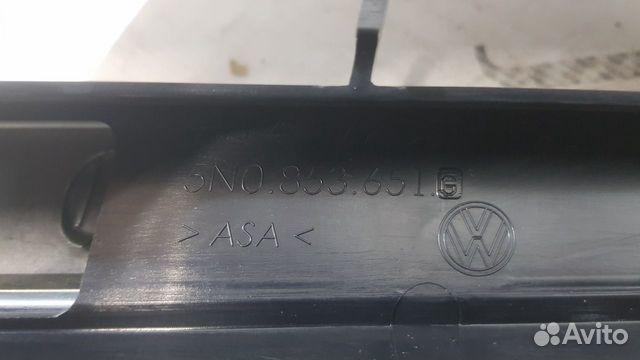 Решетка радиатора Volkswagen Tiguan 1 2008 - 2011