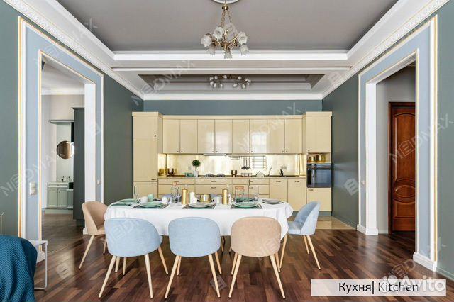 5-к квартира, 155.9 м², 2/5 эт. 88124263793 купить 5