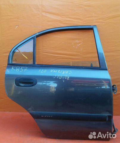 84732022776  Дверь задняя правая Mitsubishi Carisma 2000-2003