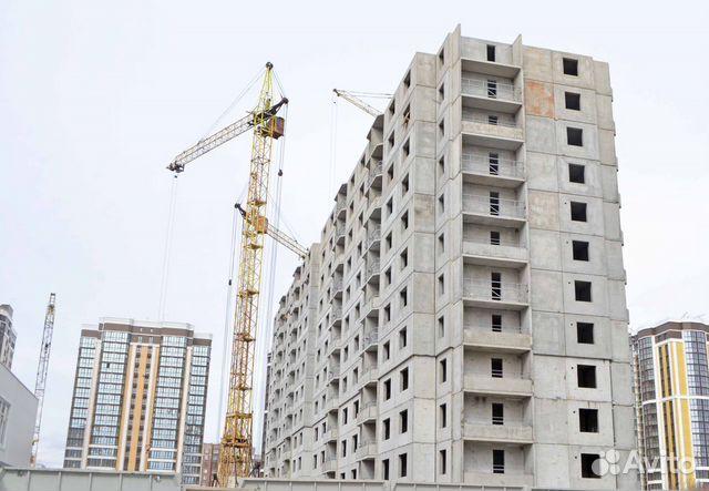 1-к квартира, 37.5 м², 13/17 эт. 89833803205 купить 4