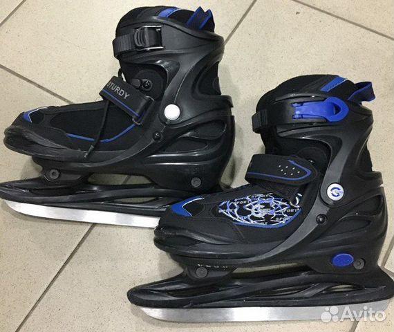 Хоккейные коньки Sturdy 89514753606 купить 1