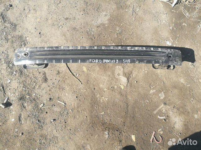 89026196331 Усилитель бампера задний Ford Focus III 1.6 2012