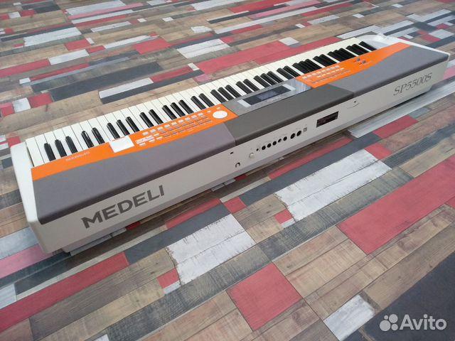Цифровое пианино Medeli SP5500S 89137538700 купить 3