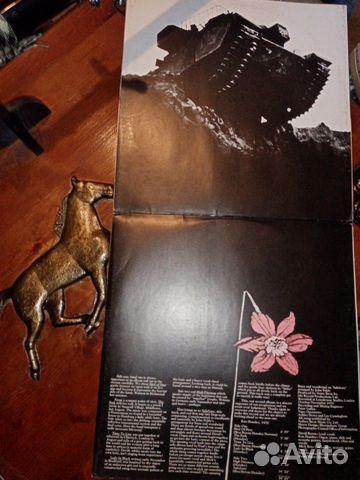 Винловая пластинка Uriah Heep. Salisbury USA 1971  89086152795 купить 2