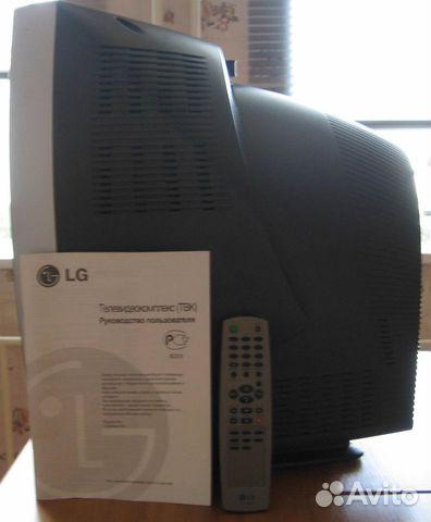 Моноблок LG:телевизор + видеомагнитофон + кассеты 89630766025 купить 2