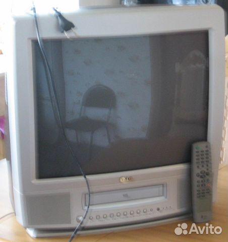 Моноблок LG:телевизор + видеомагнитофон + кассеты 89630766025 купить 3