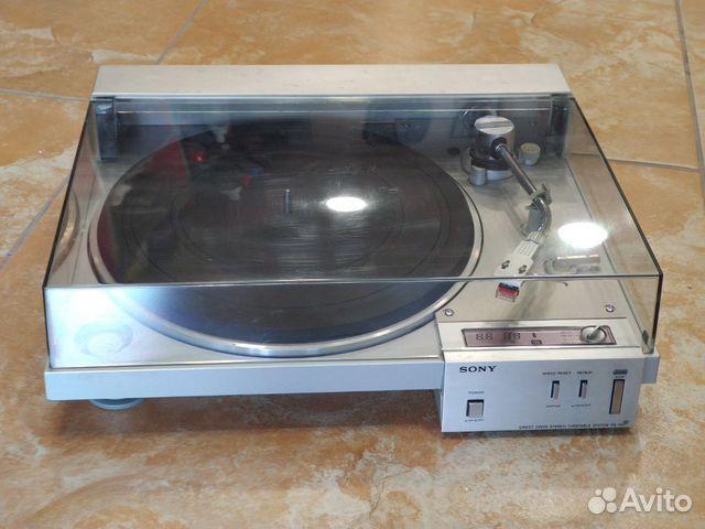 Виниловый проигрыватель Sony PS-10F 89149625353 купить 5