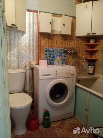 1-к квартира, 30 м², 3/4 эт. 89612623887 купить 4