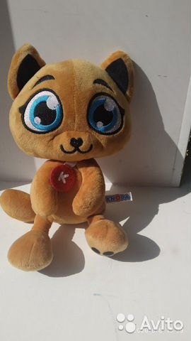 Мягкий котенок  89803520517 купить 1